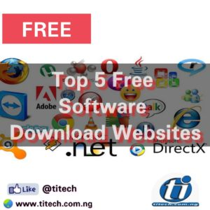 5 Safest Free Software Download Websites For Windows