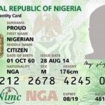 National Identification Number (NIN) Registration: Retrieve, Link Your NIN
